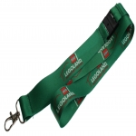 ID Card Lanyard in Allen's Green 12