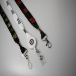 Logo Printed Lanyard in Abbey Gate 8