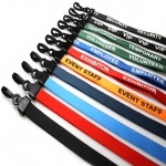 Business Branded Lanyards in Talardd 9
