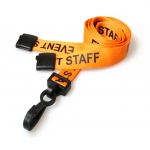 Unique Personalized Lanyard in Abbey Green 6