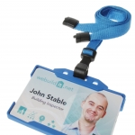 ID Card Lanyard in Northamptonshire 1