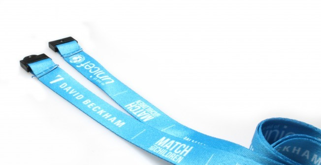 Printed Lanyards in West Sussex