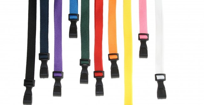 Funky Lanyard Suppliers in Staffordshire